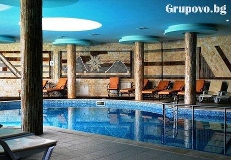 Почивка в Банско! Нощувка със закуска и вечеря с напитки + басейн в комплекс ЗАРА**** Банско