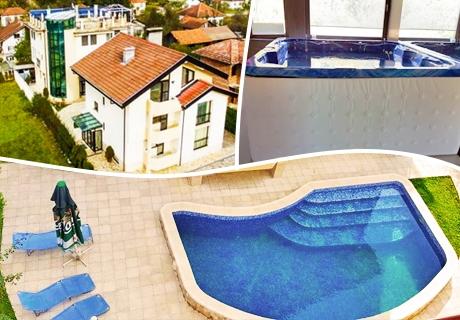 Релакс в Рибарица! Нощувка със закуска и вечеря + басейн само за 34 лв. в Хотел Зорница***