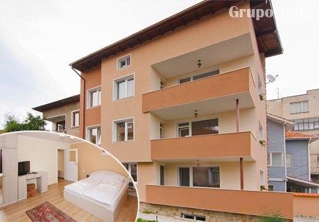 Нощувка в апартамент за ЧЕТИРИМА от къща за гости Четири сезона, Велинград