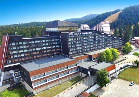 Нощувка на база All inclusive light + басейн и термо зона в хотел Самоков****, Боровец!