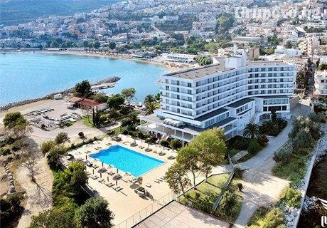 Лукс през септември на първа линия в Кавала, Гърция! Нощувка със закуска или закуска и вечеря + басейн в Lucy Hotel***** ДЕТЕ ДО 12Г. БЕЗПЛАТНО