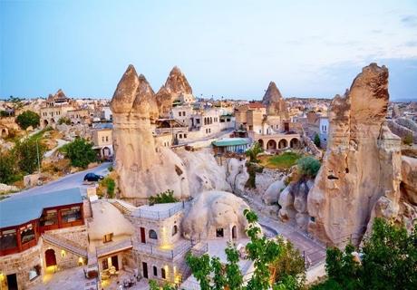 За септемврийските празници или през октомври екскурзия до Кападокия! Транспорт, 4 нощувки със закуски + туристическа програма в Коня, Бурса, Истанбул и Акшехир от АБВ Травелс