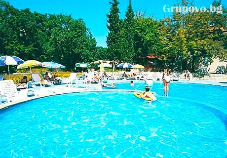 All Inclusive + басейн в хотел Преслав***, Златни пясъци - на 150м. от плажа