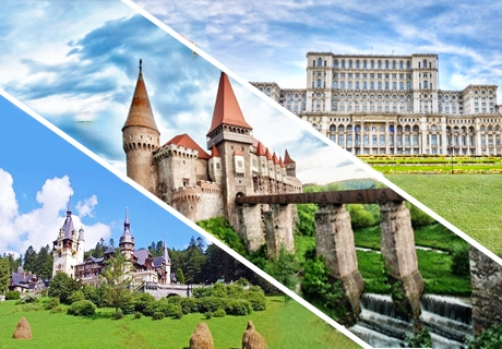 Екскурзия до Синая, Бран и Брашов, Румъния! 2 нощувки на човек, закуски, пътни такси и транспорт от Казанлък, Габрово и Русе