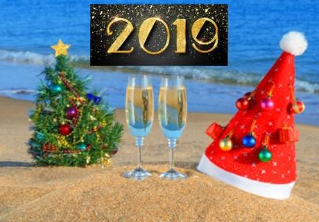 Нова Година в Кранево! 1 или 3 нощувки на човек със закуски + Новогодишна вечеря с жива музика от хотел Стелс