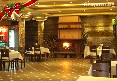Нова година край Плевен! 3 или 4 нощувки на човек със закуски и вечери - едната празнична + неограничена консумация на специални селекции вина в Парк хотел Гривица