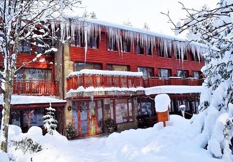 Нощувка или нощувка със закуска на човек в хотел Калина, Боровец