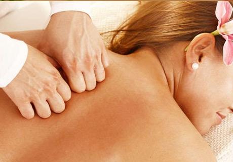 30 мин масаж на гръб на специална цена от 15 лв. от салон за красота BHP STYLE, София!