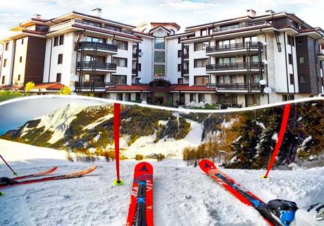 На ски в Банско само за 22 лв. на човек за нощувка със закуска в Еделвайс Инн***