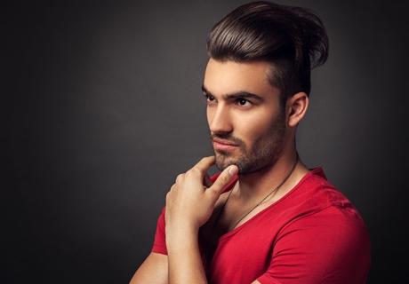 Мъжко подстригване + оформяне на брада от фризьорски салон Никол, София
