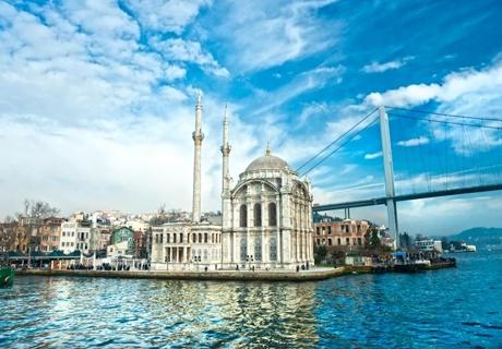 Уикенд екскурзия до Истанбул! Транспорт, 2 нощувки на човек със закуски + посещение на Чорлу и фирмения магазин на ТАЧ. Тръгване всеки четвъртък до края на 2019г. с АБВ Травелс