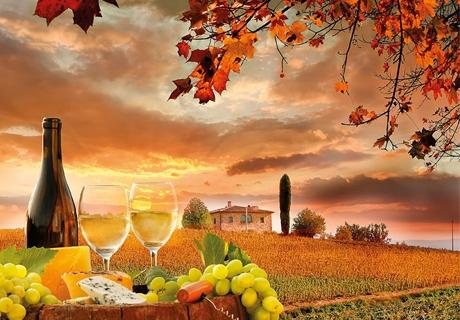 Самолетна екскурзия до Италия: Тоскана, Рим, Сант Антимо! Двупосочен билет, 7 нощувки на човек със закуски + летищни такси и екскурзовод
