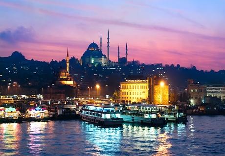 Екскурзия до Истанбул - мечтания град! Транспорт, 2 нощувки на човек със закуски + посещение на желязната църква Свети Стефан, МОЛ Емаар с аквариума и Пеещите фонтани