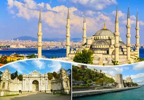 LAST MINUTE! Нова година в Истанбул! 3 нощувки на човек със закуски, транспорт и богата туристическа програма от АБВ Травелс!