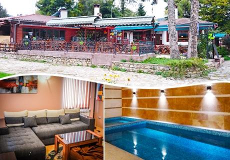 Великден в Копривщица. 3 нощувки на човек със закуски и вечери + НОВ басейн, джакузи и сауна в комплекс Галерия
