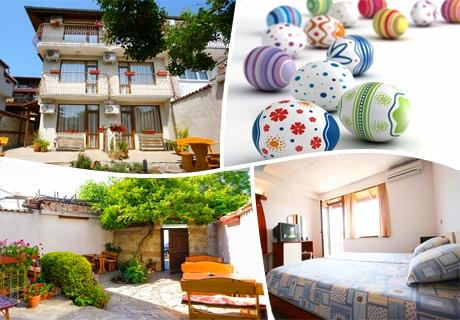 Великден в Стария град на Несебър! 3, 5 или 7 нощувки на човек в хотел Кириос