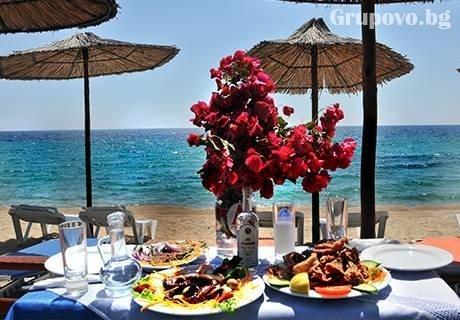 Лято на брега на морето в Халкидики, Гърция. Нощувка на човек със закуска и вечеря в хотел Ангелос Гардън