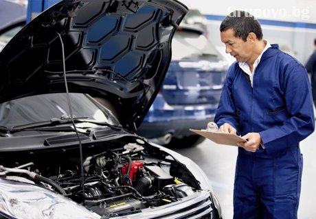 Годишен технически преглед на лек автомобил + ПОДАРЪК добавка за гориво от Автоцентър ЕКСКЛУЗИВ