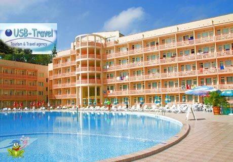 С деца на море - семейна почивка в клуб хотел Грийн Парк 4****, Китен на база All Inclusive Light – 5 или 7 дни с цени от 220 лв. на човек