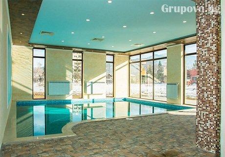 НОВ ХОТЕЛ във Велинград. СПА център и басейн с ГОРЕЩА МИНЕРАЛНА вода.Нощувка със закуска и вечеря само за 39 лв. в хотел Релакс