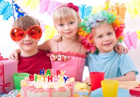 Два часа детско парти за 10 деца + торта и аниматор само за 75 лв. от кафе-клуб Слънчо
