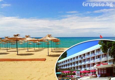 Нощувка със закуска + басейн в хотел Малина , Златни пясъци. Дете до 13г. – БЕЗПЛАТНО!