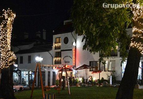 Нощувка, закуска и вечеря само за 22.50 лв. от фамилна къща и механа Ореха, Банско