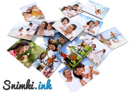 Нека спомените оживеят сега! Копиране на снимки в размер 9x13см. с ваучер от Snimki.ink