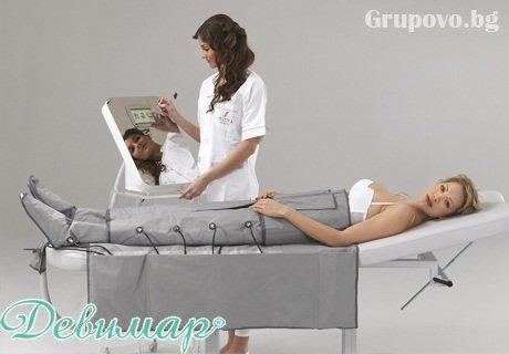 1 или 4 процедури Пакет Комплексна грижа за тяло на ТОП цени в център за жизненост и красота Девимар