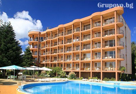Нощувка в Златни Пясъци само за 12.50 лв. на ден в хотел Бона Вита