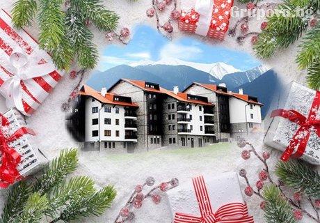 Коледа до Банско! 2 или 3 нощувки, закуски, вечери + басейн и СПА в хотел Балканско Бижу****