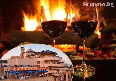Нова Година в Златни пясъци! 2 или 3 нощувки със закуски и вечери + празничен куверт от хотел Белвю