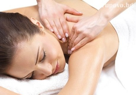 Класически масаж на гръб само за 7.90 лв. в козметично студио Bellisima Donna, София