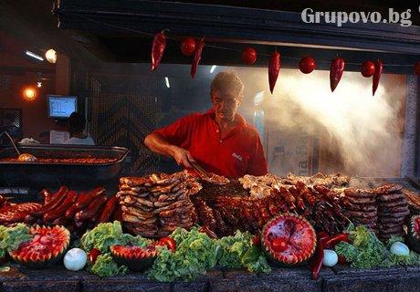 Еднодневна екскурзия за кулинарния фестивал в Пирот - Пеглана колбасица от Еко Тур Къмпани