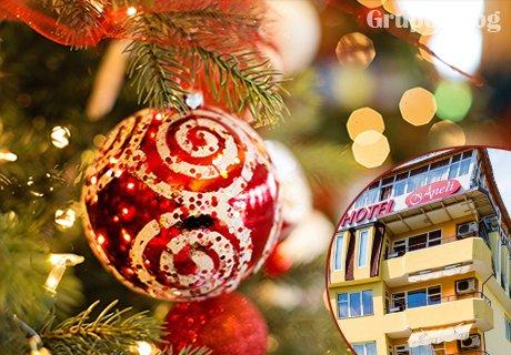 Нова Година в Сандански! 2 или 3 нощувки и празнична вечеря в хотел Анели