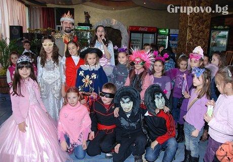За Пловдив: DJ - aниматор и озвучаване за детски рожден ден, имен ден или Коледно парти за 120 минути от агенция Меджик Парти, Пловдив