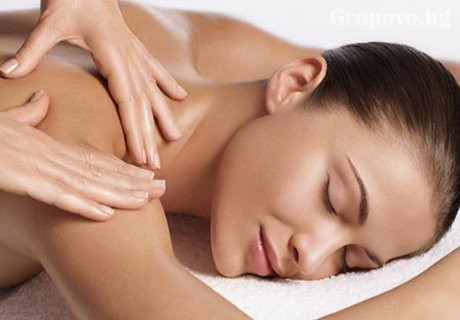 ДВА масажа на цената на един! 60 мин. Източен релаксиращ масаж и 20 мин. масаж на гръб само за 12.50 лв. в масажно студио Кинези Плюс