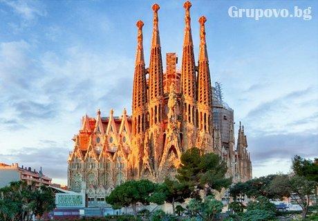 Екскурзия до Барселона и перлите на Средиземноморието, Италия, Франция и Испания! Транспорт, 7 нощувки, 7 закуски и 3 вечери + 4 екскурзии от Караджъ Турс