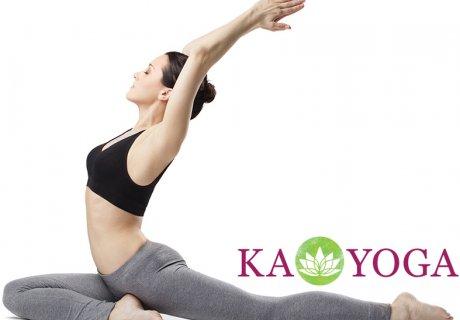Обедна йога за концентрация и релаксация в центъра на София само за 5.99 лв. от Студио Ka Yoga