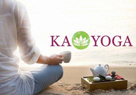 Подарък за тялото и душата – йога с чаша ароматен чай в центъра на София само за 6.99 лв. от Студио Ka Yoga