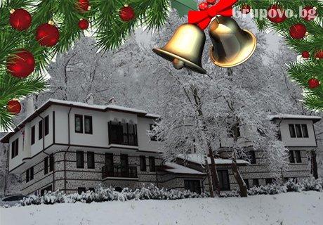 Коледа в Мелник! Две нощувки със закуски + Празнична вечеря от хотел Речен Рай