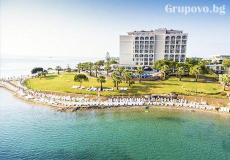 Ранни записвания за майски празници 2018г. на първа линия в Дидим, Турция. 5 нощувки All inclusive + СПА в хотел Aurum Moon Beach Resort 5*