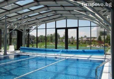 Спорт и Релакс на МАКС в спортен комплекс Силвър Сити. Ползване на басейн, парна баня и сауна само за 9 лв.