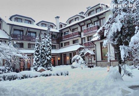 10 - 26 Януари на СКИ в Банско! 2 или 3 нощувки със закуски и вечери + топъл басейн в хотел Евелина Палас****