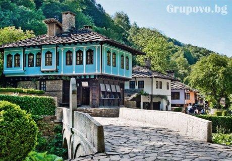 Почивка в Габрово! 2 или 3 нощувки, закуски, вечери + посещение на Етъра или Узана от хотел Цветина