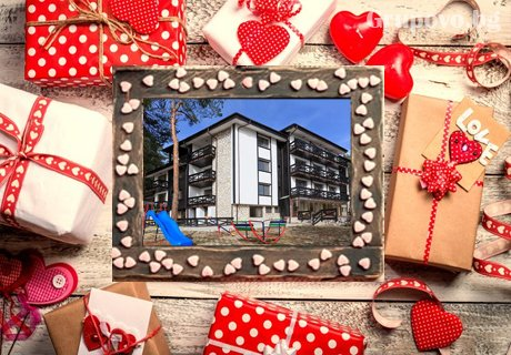 Романтика и релакс на брега на язовир Батак за Свети Валентин! 1, 2 или 3 нощувки със закуски, романтична вечеря и релакс център от семеен хотел Хебър