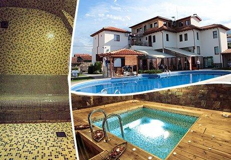 Релакс в Родопите. Нощувка със закуска + топъл басейн, горещо джакузи, сауна и парна баня в Комплекс Флора. Очакваме Ви и за 3 март