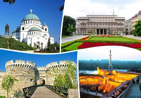 Екскурзия до Белград за 3-ти Март! Транспорт, нощувка със закуска и богата туристическа програма от България Травъл