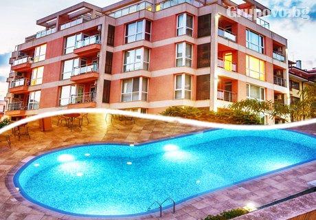 Ранно записване за море в Слънчев бряг! All Inclusive light + басейн в хотел Дариус