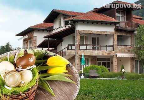 Великден в Рибарица! 2 или 3 нощувки със закуски и вечери + релакс зона от хотел Арго